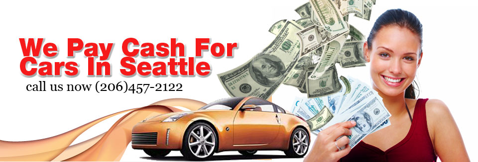 We Buy Used Cars In Seattle